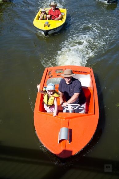 Lake Pertobe Boats