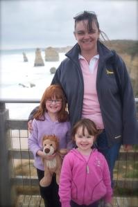 Mum and Girls